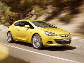 Opel Astra GTC: První fotografie