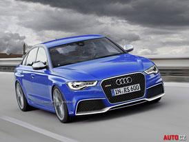 Spy Photos: Přeplňované osmiválce pro Audi RS 6 a RS 7