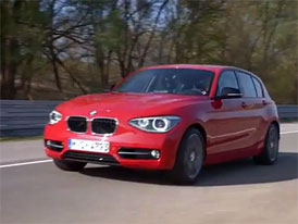 Video: BMW 1 (F20) � J�zda s novou generac�