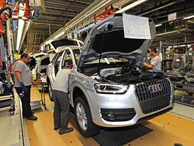 SEAT zahájil ve Španělsku výrobu Audi Q3