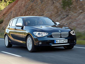 BMW řady 1: Bude šest karosářských verzí