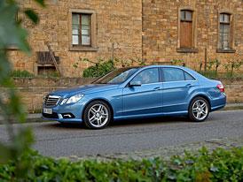 Mercedes-Benz třídy E (W212) je půlmilionář