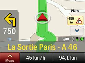 NavTruck: GPS pro nákladní vozidla