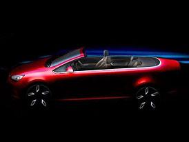 Opel Astra Cabrio: Vše co už víme
