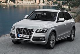 Audi Q5 hybrid quattro: Podrobná technická data, nové foto, video