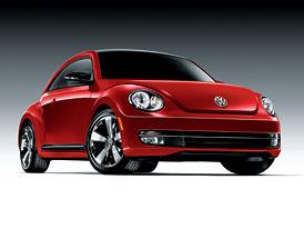 VW Beetle: Ceny v USA začínají na 320.000,- Kč, pod kapotou je ale pětiválec!