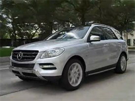 Video: Mercedes-Benz M – Jízda s novým SUV