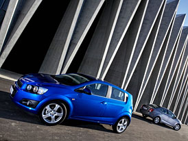 Video: Chevrolet Aveo – Hatchback i sedan v pohybu