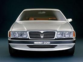 Maserati biturbo: Návrat s Pentastarem?