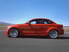 Video: BMW 1 M Coupé ve zdi