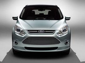 Ford C-Max v USA nakonec pouze jako hybrid