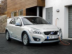 Volvo C30 Electric: elektromobil jde do v�roby