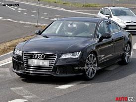 Spy photos: Audi S7 – 4,0 TFSI je na cestě