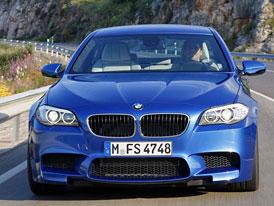 BMW M5: První informace