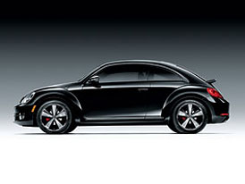 Volkswagen Beetle Black Turbo: 600 černých Brouků