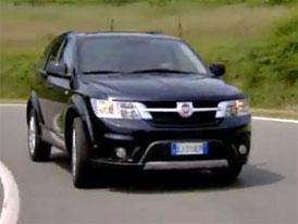 Video: Fiat Freemont – Crossover s americkým původem