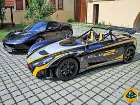 Lotus Cars Praha: Vozy z brněnského autosalonu na jednom místě