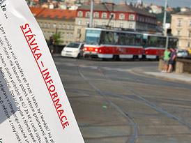 St�vka: Velk� fotogalerie z Prahy