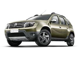 Renault Duster: Dacia pro Jižní Ameriku