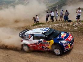 Rally Akropolis 2011 – Ve druhé etapě jdou dopředu tovární Citroëny