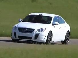 Video: Buick Regal GS – Nejostřejší Buick