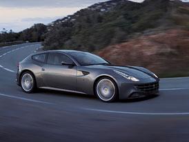 Ferrari FF: Nové fotografie