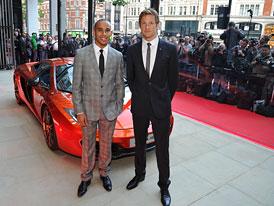 McLaren otev�el v Lond�n� sv� prvn� ofici�ln� zastoupen�