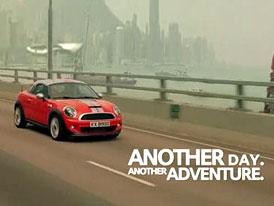Video: MINI Coupé – Nový model, nová reklamní kampaň