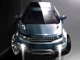 Range Rover Grand Evoque: Land Rover zvažuje další model