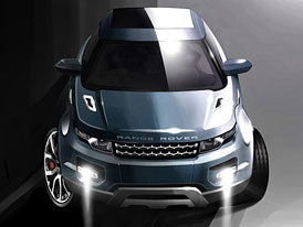 Range Rover Grand Evoque: Land Rover zva�uje dal�� model