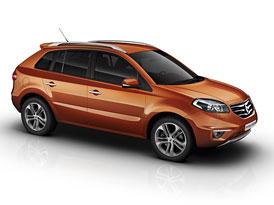 Renault Koleos 2012: Krásnější než dosud