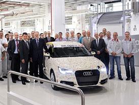 Audi A1: 100.000 vyroben�ch exempl���
