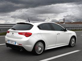 Alfa Romeo Giulietta: V červnu od 399.000,- Kč