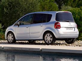 Renault Modus: Za 219.900,- Kč nejlevnější MPV na trhu