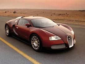 Bugatti Veyron 16.4: Poslední exemplář kupé zná svého majitele