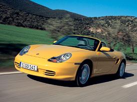 Porsche oslavuje 300 tisíc Boxsterů a Caymanů