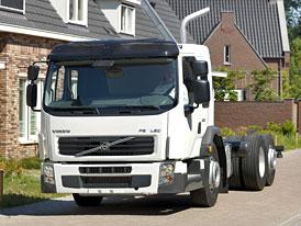 Volvo Trucks: Nová kabina Volvo FE LEC