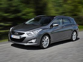 Hyundai i40 kombi: Může konkurovat 1,7 CRDi naftovým dvoulitrům?