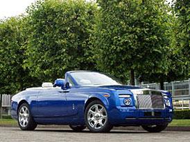 Rolls-Royce Phantom Drophead Coup� Masterpiece London 2011: Poj�zdn� klenotnice