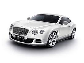 Bentley Continental GT: Originální úpravy Mulliner Styling