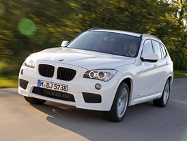 BMW X1: Nové přeplňované čtyřválce pro sDrive20i, xDrive20i a sDrive20d