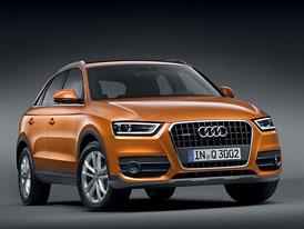 Audi Q3 RS: Video předprodukční verze s motorem 2,5 TFSI (224 kW)