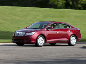 Buick LaCrosse dostane modernizovaný motor 3,6 V6 (223 kW, 358 Nm)