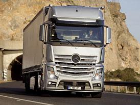 Mercedes-Benz Actros: Nová generace představena