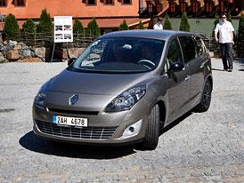Renault 1,6 Energy dCi: První jízdní dojmy