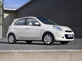Nissan Micra 1,2 DIG-S: Kompresorový tříválec na českém trhu