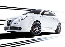 Alfa Romeo MiTo Quadrifoglio Verde: První upgrade je tady