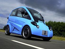 Gordon Murray T.27: Nový městský elektromobil geniálního konstruktéra