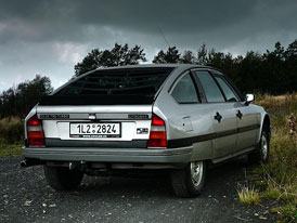 Legendy na Moje.auto.cz: Citroën CX