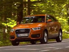 Video: Audi Q3 � Detailn� p�edstaven� nov�ho SUV